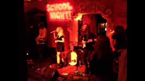 MARS ARGO - LIVE (BARDOT HOLLYWOOD - SCHOOL NIGHT- SUNNY D