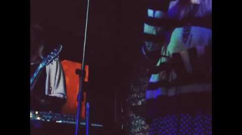 Mars Argo - Wet Cigarette (LIVE)