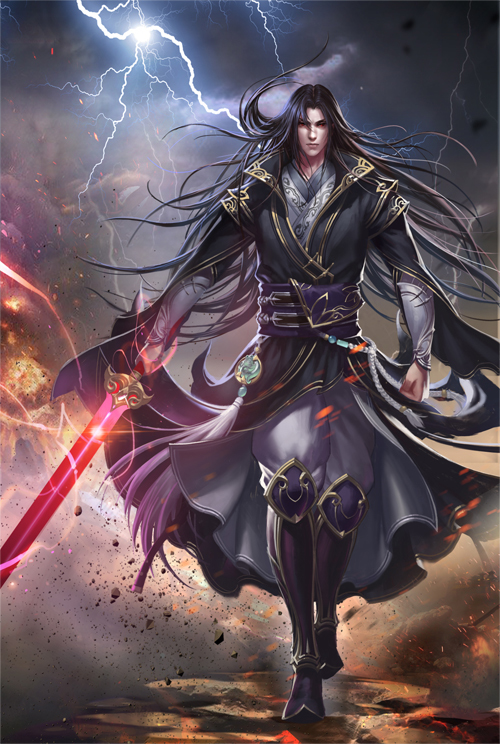 Chu Feng Martial God Asura Wikia Fandom Powered By Wikia