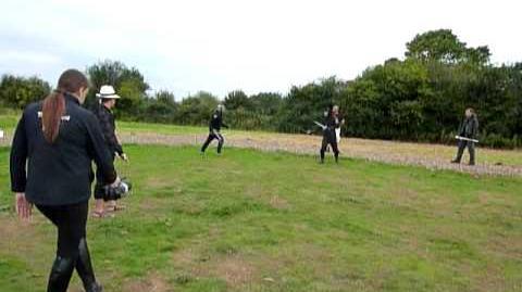 Martial Challenge Nick Tomas vs Oli Barker