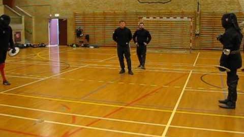 Martial Challenge Christian Tobler vs. Roland Warzecha