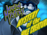 Mystery of the Hole Creature