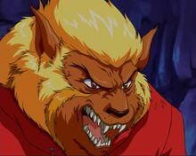 Werewolf Martin