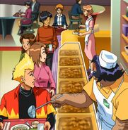 Martin Mystery - The Creeping Slime - Polly Potswagal - 1
