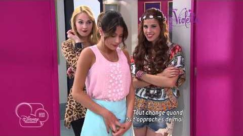 """Violetta saison 2 - """"Yo soy asi"""" (épisode 13) - Exclusivité Disney Channel"""