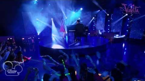 """Violetta saison 2 - """"Soy mi mejor"""" avec German (épisode 80) - Exclusivité Disney Channel"""
