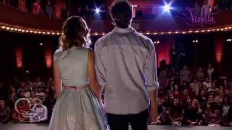 """Violetta saison 2 - """"Podemos"""" (épisode 75) - Exclusivité Disney Channel"""