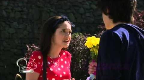 Violetta2--Marco demande a Francesca d'être sa copine Ep4 Ep5
