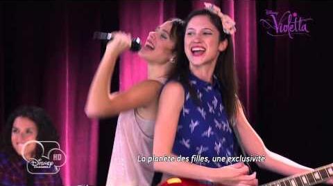 """Violetta saison 2 - """"Codigo amistad"""" (épisode 55) - Exclusivité Disney Channel"""