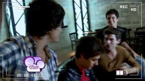 Les Secrets de Martina (épisode 8) Entre Dos Mundos - Exclusivité Disney Channel HD