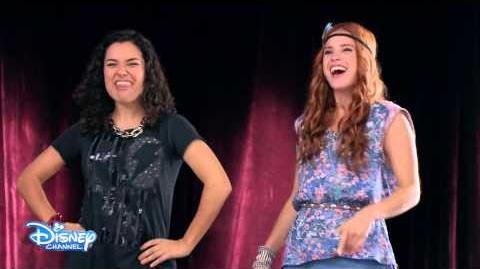 Encender nuestra luz - Camila y Naty (Violetta 3)