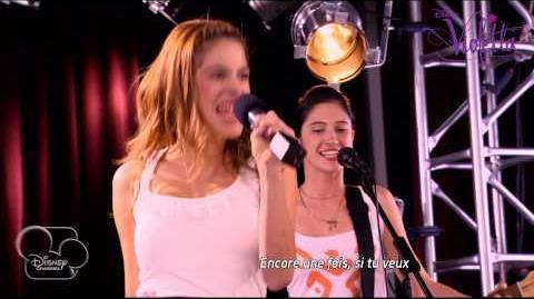 "Violetta - ""Veo veo"" (épisode 32) - Exclusivité Disney Channel"