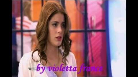 Violetta et leon mettent un terme a leur relation (cap62) en vf