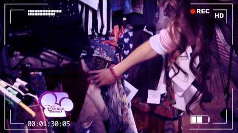 Les Secrets de Martina (épisode 5) Le dressing de Violetta - Exclusivité Disney Channel HD