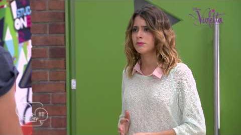 Violetta saison 2 - Extrait Diego présente ses excuses à Violetta (épisode 78) - Exclusif