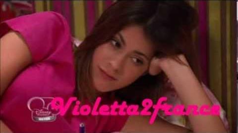 Violetta2-- Leon et Violetta pense a eux Ep-2 (VF)