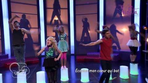 """Violetta saison 2 - """"On beat"""" (épisode 40) - Exclusivité Disney Channel"""
