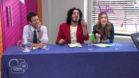 """Violetta saison 2 - """"Cuando me voy"""" (épisode 12) - Exclusivité Disney Channel"""