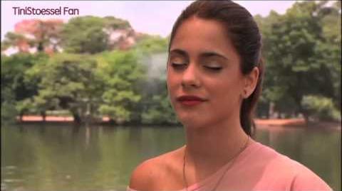 Violetta Saison 1 - Le premier baiser de Violetta & León.