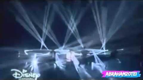 """Violetta 3 - """"Amor en el aire"""" (Videoclip)"""