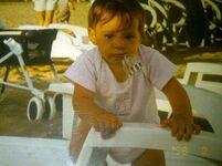 Martina early years