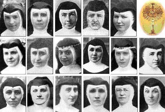 17 Adoratrices