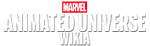 Marvel animated universe wiki wordmark