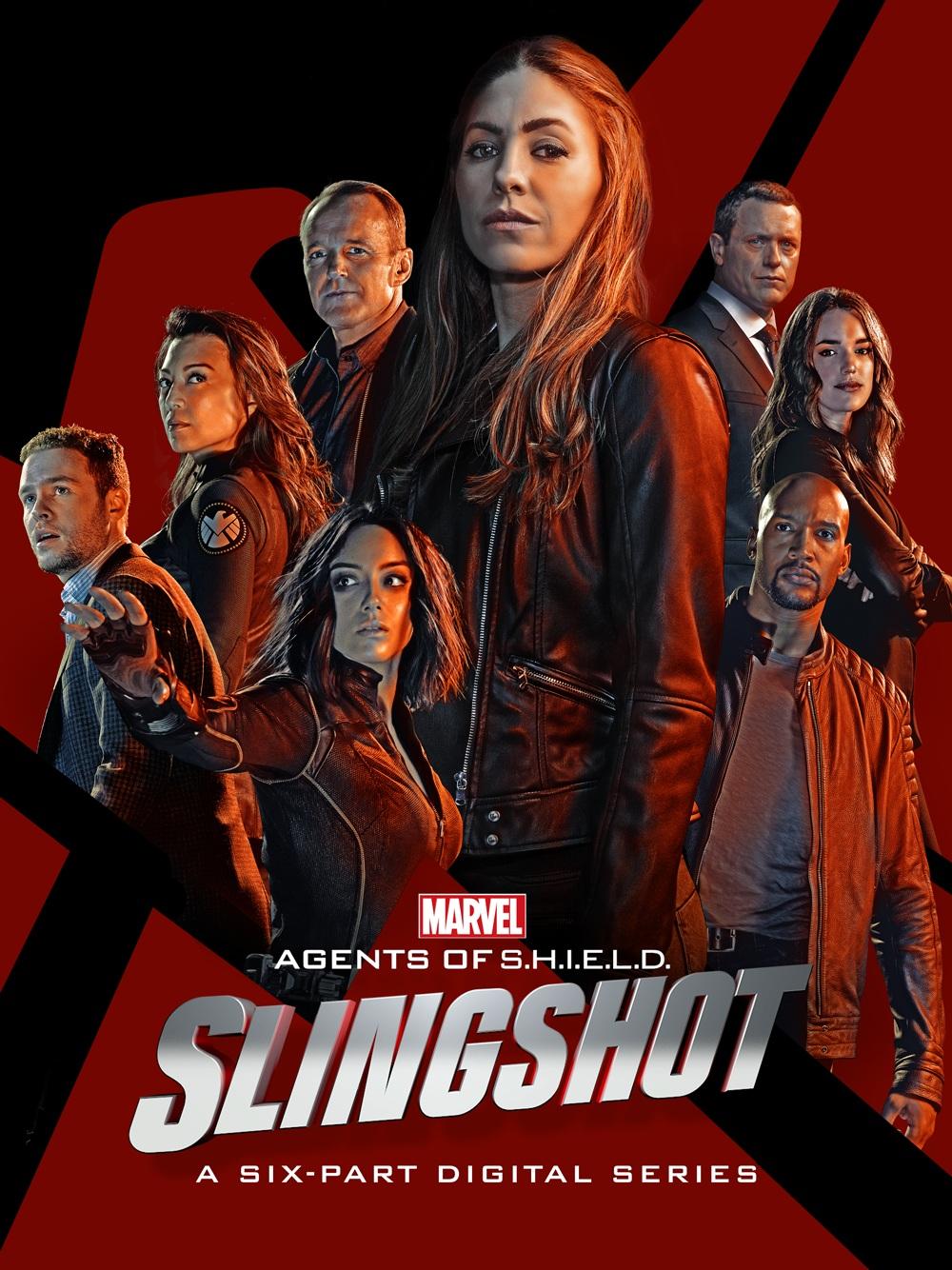 """""""Agenci T.A.R.C.Z.Y.: Slingshot"""" – Sezon 1"""