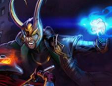 Loki Title Screen
