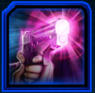 Agent 13-Overcharged Pistol