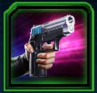 Agent 13-I.C.E.R. Pistol