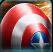 Captain america cw shield smash sm