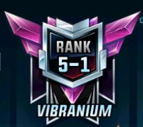 PVP Vibranium Badge