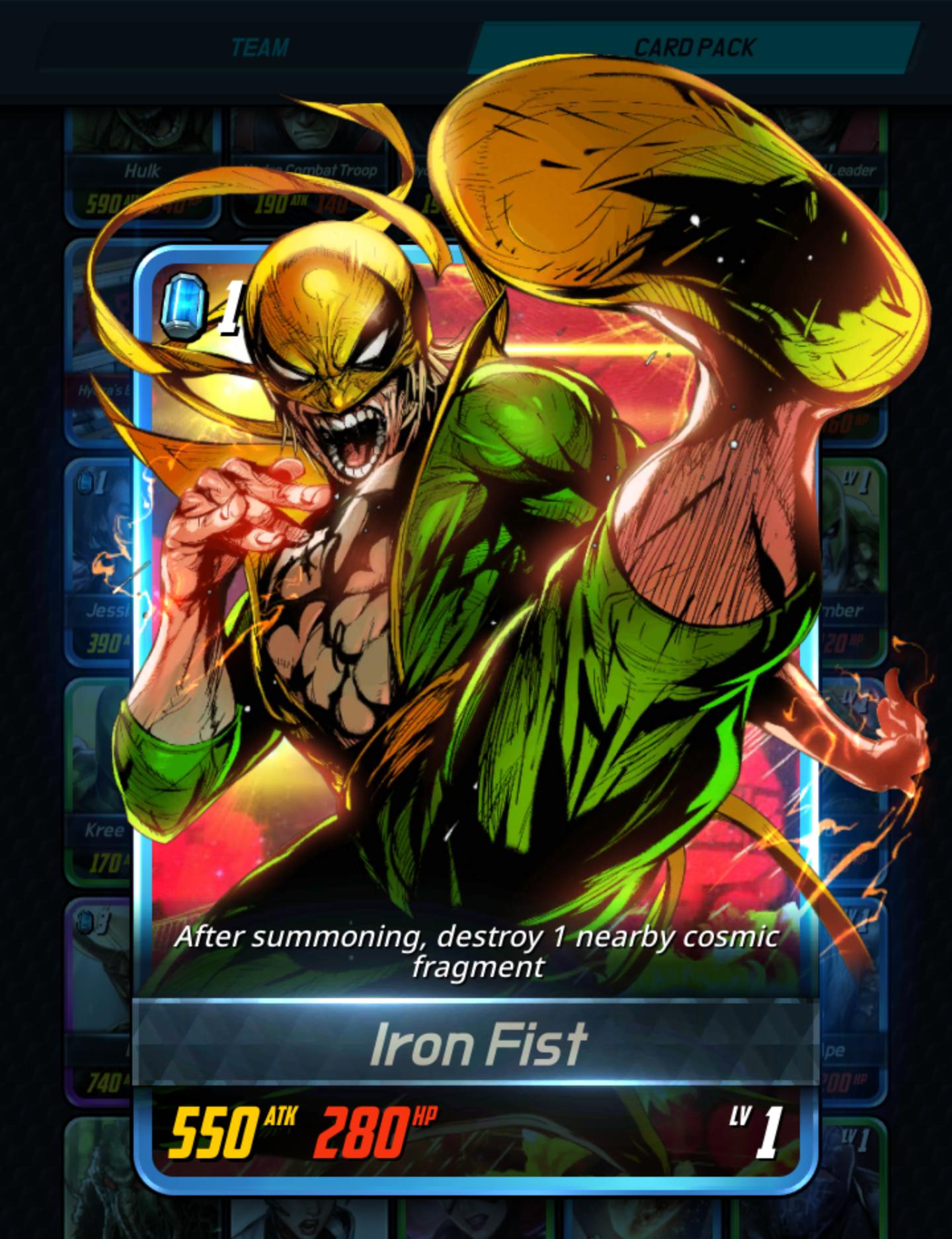 Iron Fist Wiki