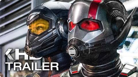 ANT-MAN 2 And The Wasp Trailer (2018)