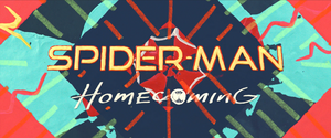 Homecoming title card