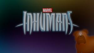 Inhumans title card