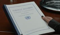 Sokovia Accords book