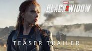 Black Widow - Teaser Trailer