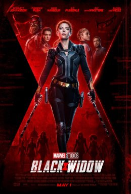 Black Widow poster 3