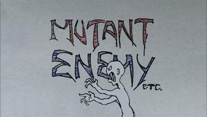 Mutant Enemy logo