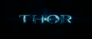 Thor title card