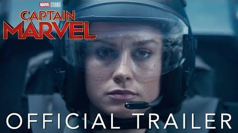 Captain Marvel - Official Teaser Trailer
