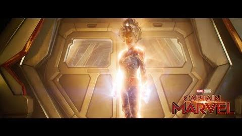 "Captain Marvel's ""Born Free"" TV Spot 1"