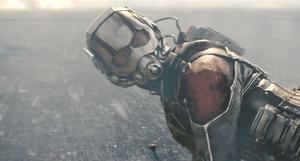 Pym as Ant-Man