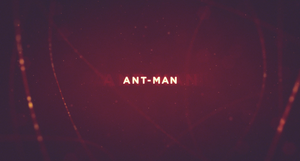 Ant-Man title card