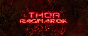 Ragnarok title card