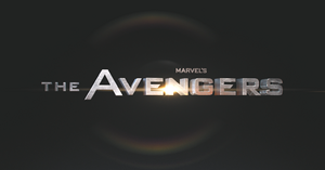 Avengers title card