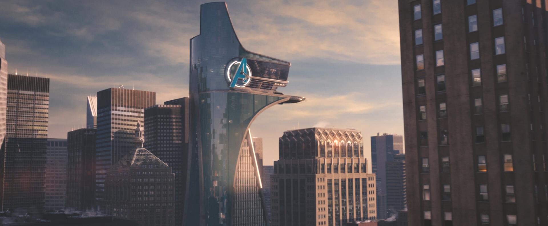 Avengers Tower | Marvel Cinematic Universe Wiki | Fandom