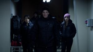 Coulson's team enter Providence